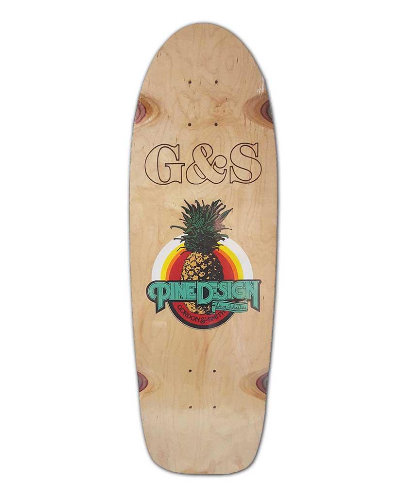 Gordon & Smith Pineapple Doug Saladino