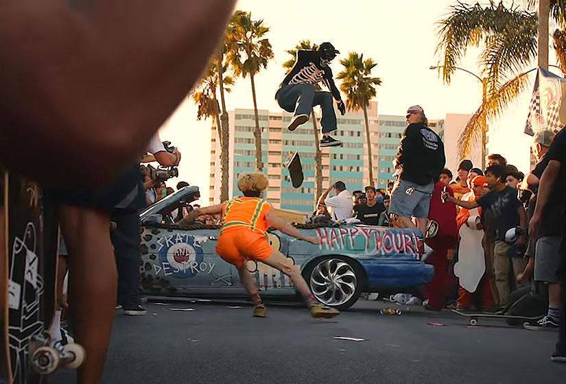 Halloween Hellbomb la vuelta al punk-skate