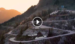 I am Loser downhill en los-alpes austriacos Destacada