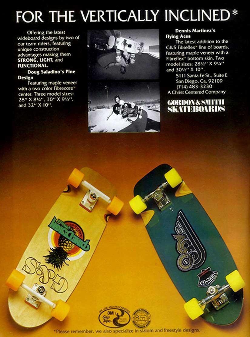 Publicidad Gordon & Smith Pineapple Doug Saladino