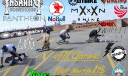 Texas Outlaw Race Series #3 ATX Garage Tour