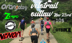 Texas Outlaw Race Series #4 VeloTrail Takeover