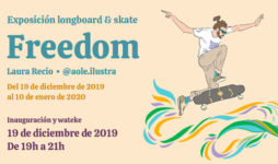 Freedom exposicion de Laura Recio en Caribbean destacada