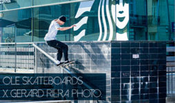 Exposicion Ole Skateboards ╳ Gerard Riera Photo destacada