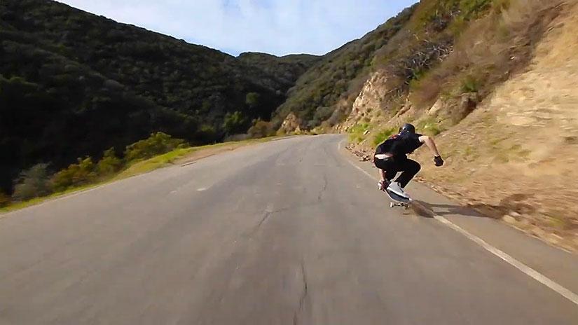 Video Dylan Hepworth freeride en Malibu