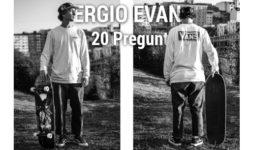 entrevista Sergio Evans en 20 preguntas destacada
