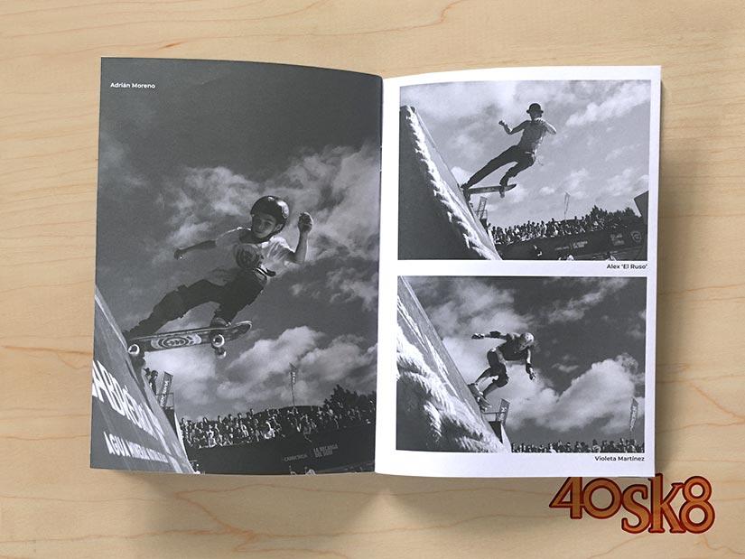 Eje fanzine n 4 2020 galicia classic surf pro skate