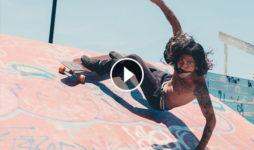 Longboard trip a Brasil del team de Paris Truck destacada