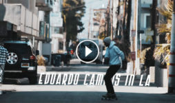 Video de Eduardo Campos Longboard en Los Angeles destacada