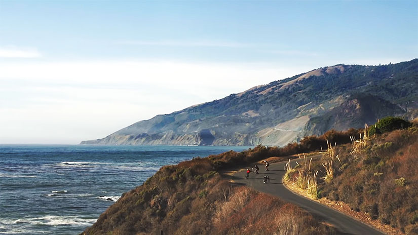 Longboard Coast Adventure por la Pacific Coast Highway