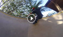 Skate pool session en Guanacaste Costa Rica D