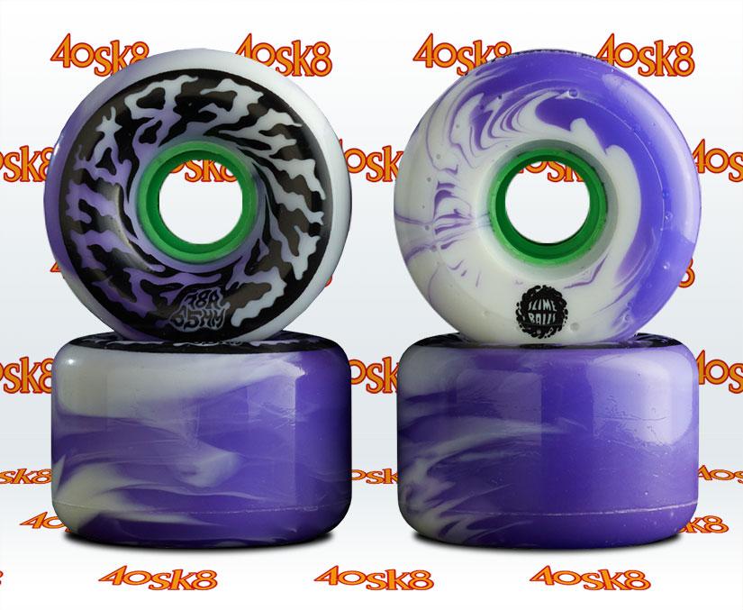 Nuevas ruedas Slime Balls Wheels para Cruiser 78A 65mm