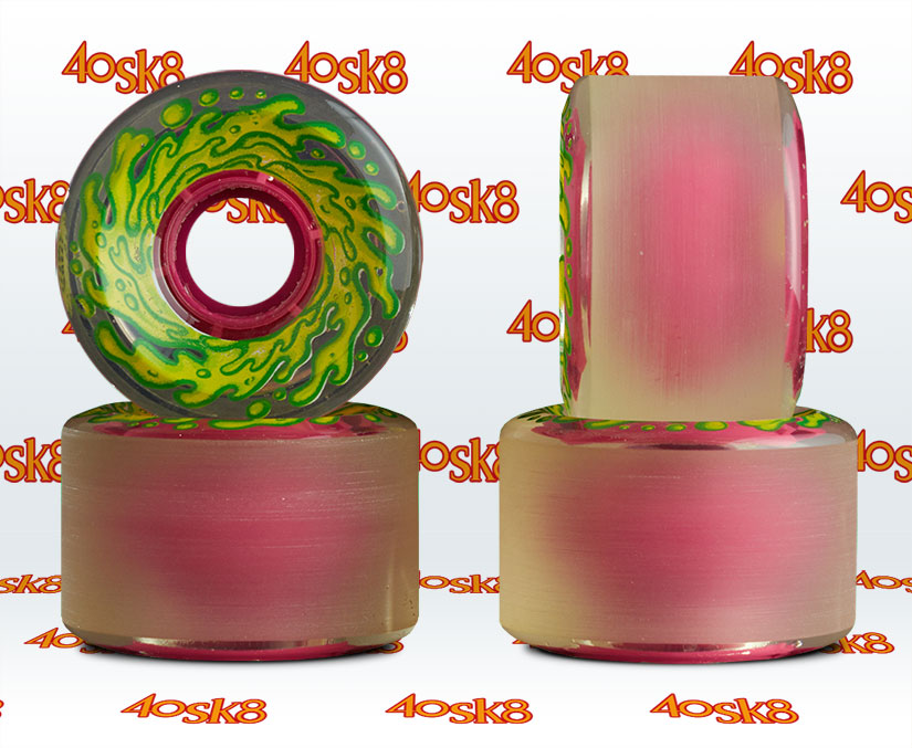 Nuevas ruedas Slime Balls Wheels para Cruiser 78A 66mm