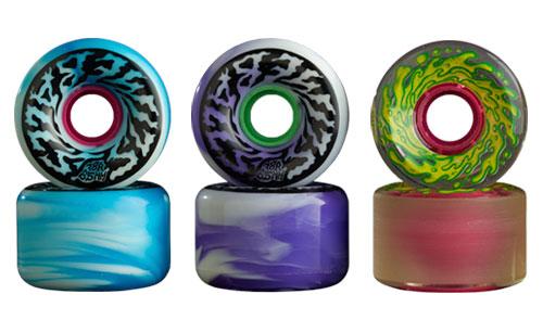 Nuevas ruedas Slime Balls Wheels para Cruiser D