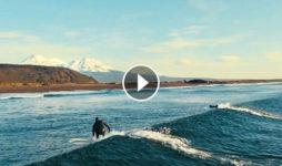 Una vision de la escena del longboard en Kamchatka