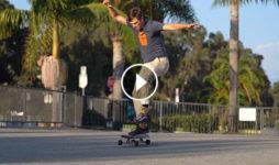 5 tructos de longboard en 5 minutos con Brandon DesJarlais D